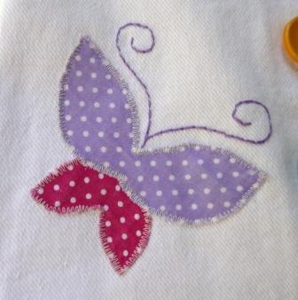 Sagoma di farfalla