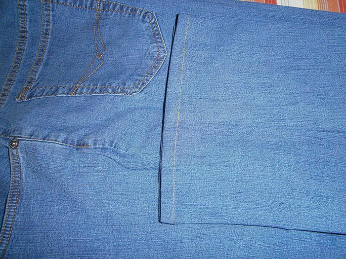 Jeans con gambe strette