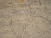 Esempio di cencio disegnato