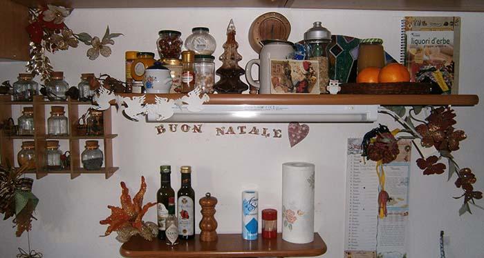Natale in cucina