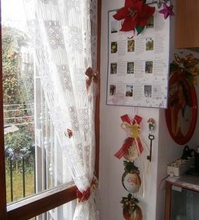 Vano finestra natalizio (dx)