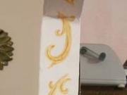 L'arco decorato