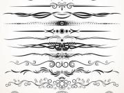 Set di ornamentali