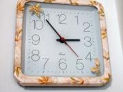 L'orologio rivestito