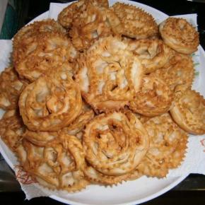 Cartellate fritte
