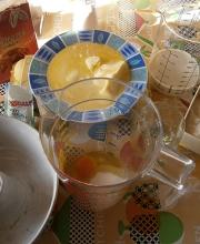 ingredienti ciambella marmorizzata