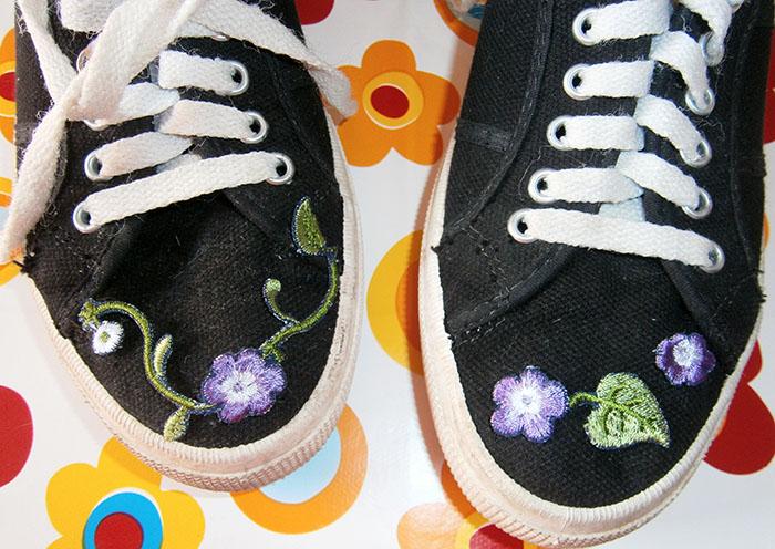 Recupero di scarpe da tennis meryweb