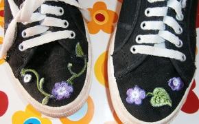 fiori in posizione