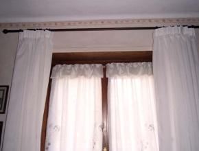 Confezionare tende per interni meryweb - Tende a vetro per camera da letto ...