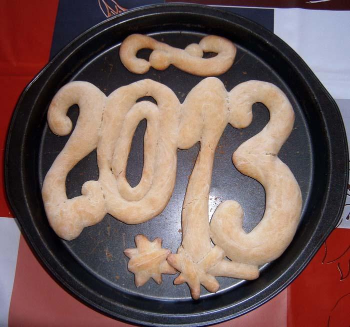 Il pane del 2013