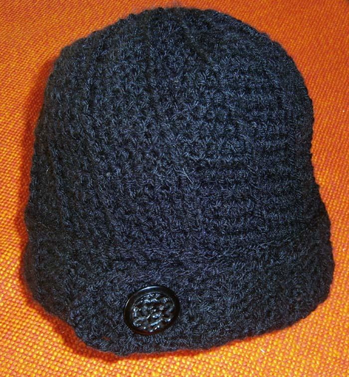 Favoloso Cappelli ai ferri e all'uncinetto - Meryweb WX52