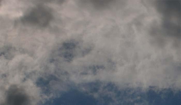 Nuvoloni minacciosi