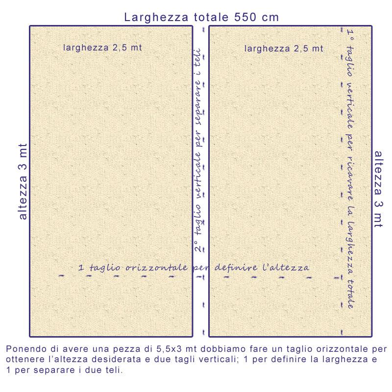 spesso Confezionare tende per interni - Meryweb PR05