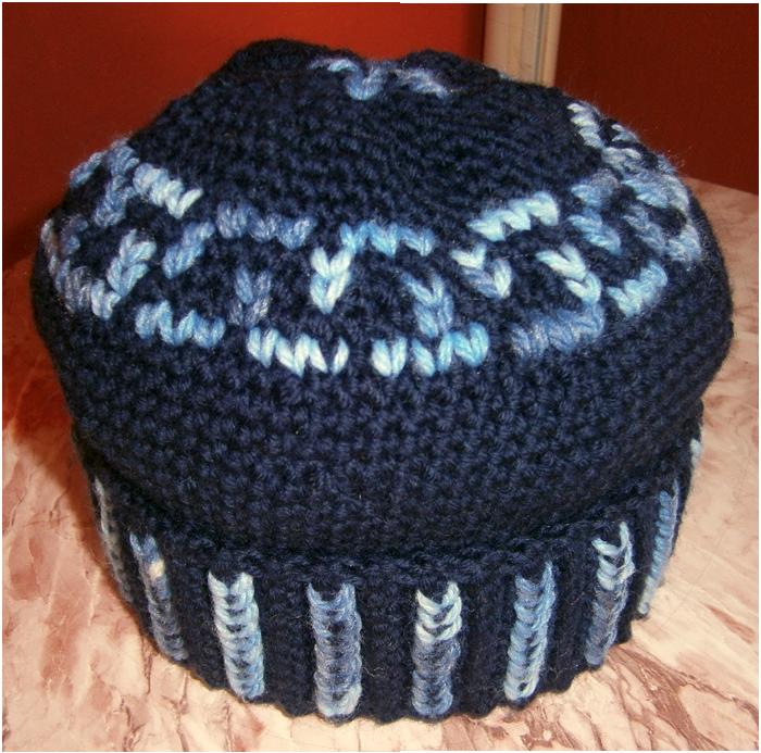 Cappelli Blu Alluncinetto Meryweb