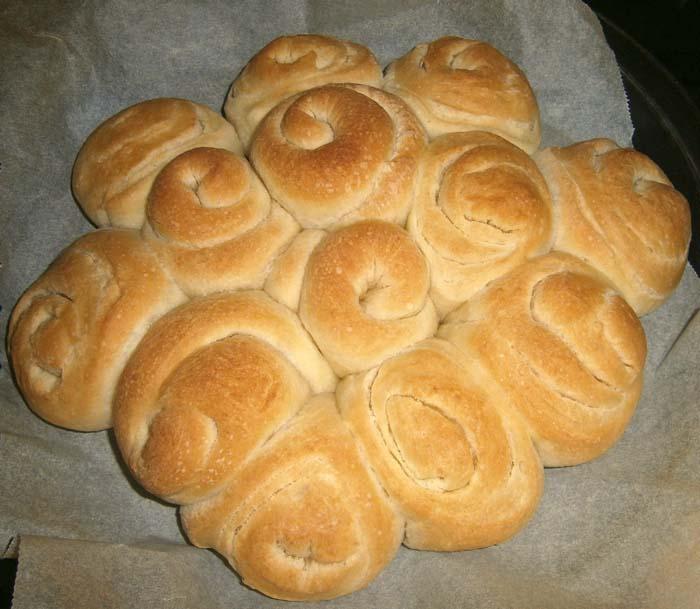 Rose di pane