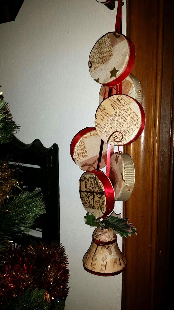 Coccarda natalizia