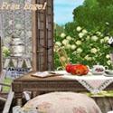 Fantastiche case per i Sims da Frau Engel